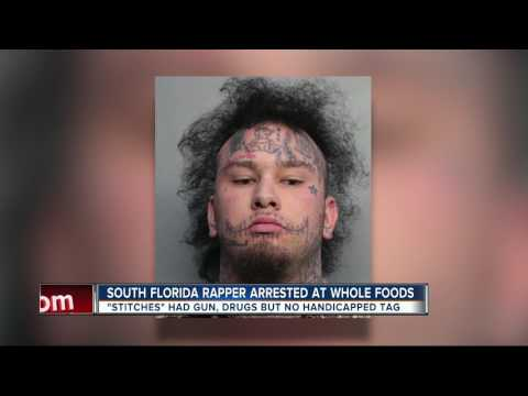 South Florida rapper, 'Stitches,' arrested at Whole Foods
