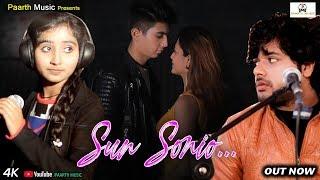 sun sonio sun dildar#khuda ki inayat #hindi romantic song by pradeep sonu#tr music#renuka panwar