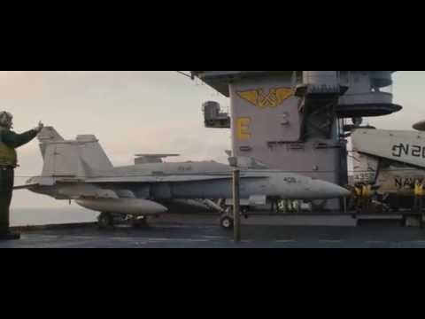 """Stealth"" (2005) - Intro of UCAV EDI"