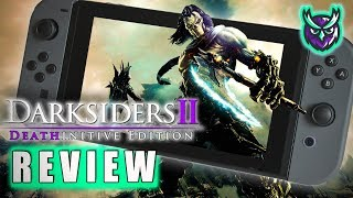 Darksiders 2: Deathinitive Edition Switch Review (Video Game Video Review)