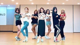 [CLC - Devil] dance practice mirrored
