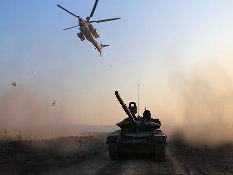 Сирийская армия взяла под контроль трассу Дамаск — Алеппо