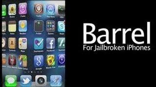 Barrel para iOS 7 -- Animaciones al cambiar de pagina
