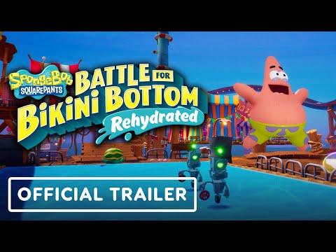 SpongeBob SquarePants: Battle for Bikini Bottom Rehydrated – Official Goo Lagoon Gameplay Trailer