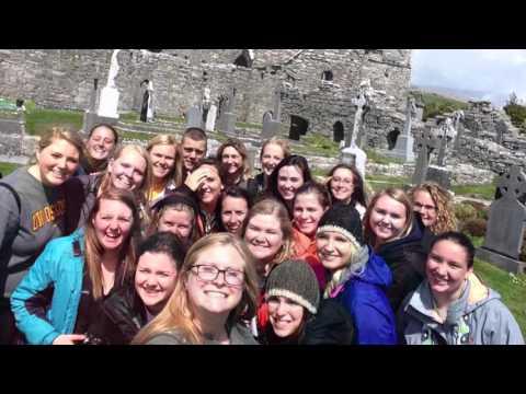 Ireland Study Abroad QuestIII UW Oshkosh