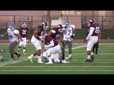 9 17 2016 Mt.SAC Football vs Santa Monica