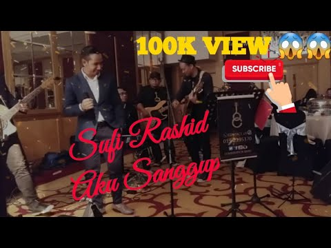 Aku Sanggup▪Sufi Rashid Ft Combination Band