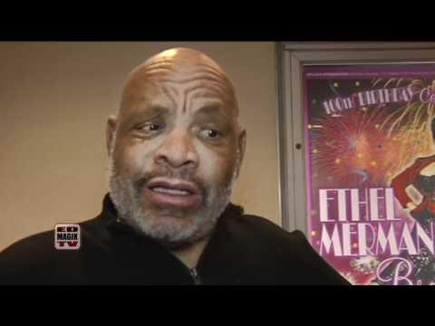 James Avery Interview on Red Carpet at Ballroom with a Twist