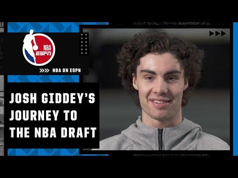 NBA Draft prospect Josh Giddey's journey from the NBL to the NBA   2021 #NBADraft
