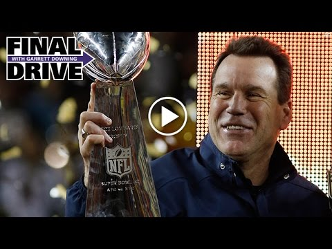Final Drive: Gary Kubiak Credits Harbaugh After Super Bowl