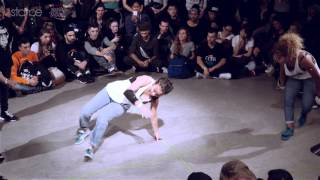 BULGARIA / GREECE vs VENEZUELA [bgirl] // . stance // Battle of the Year 2015