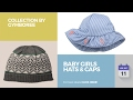 Baby Girls Hats & Caps Collection By Gymboree