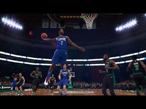 Nba Live 19 Get 2020 Rosters Free Update Is Live How To Download Edit Lac Vs Bos