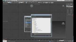 3D Max FK - Настройка путей к рабочим папкам