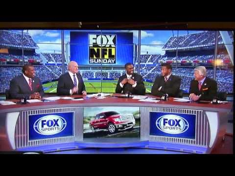 Jimmy Johnson & Terry Bradshaw Ripping the Dallas Cowboys on Fox NFL Sunday 11/24/13