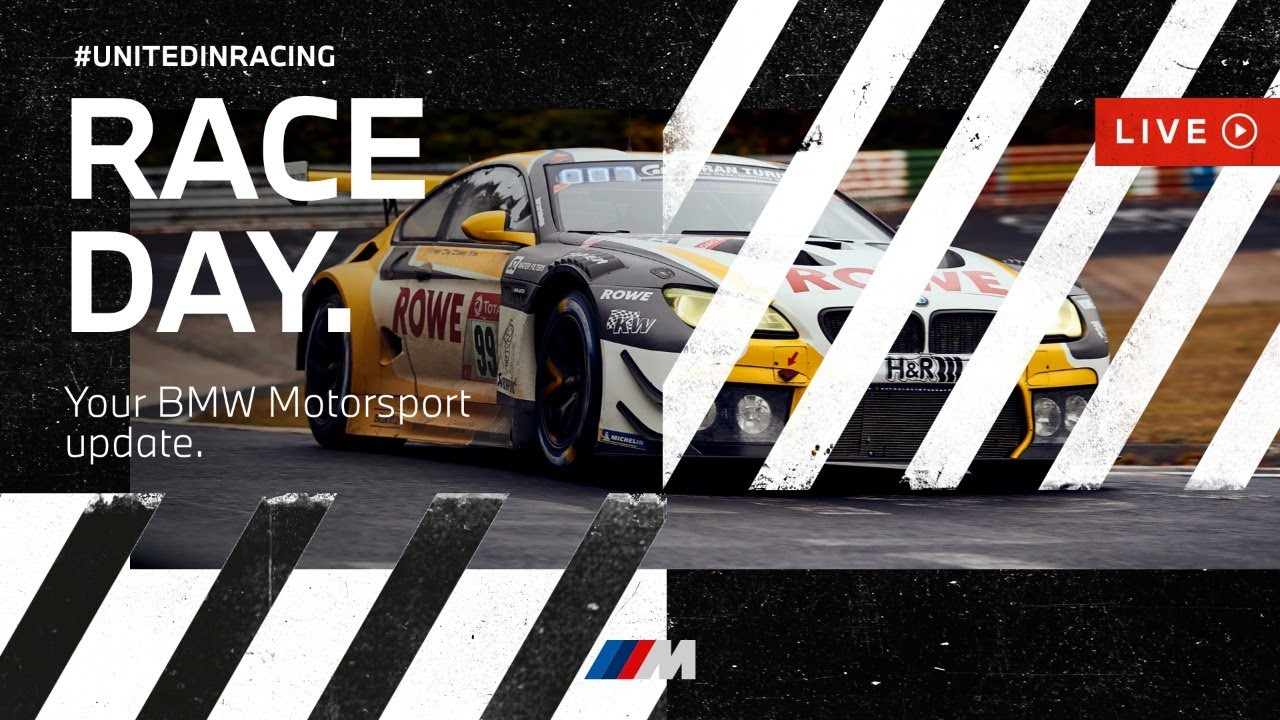 RACE DAY – celebrating the Nürburgring 24 Hours winners.