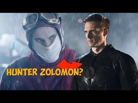 HUNTER ZOLOMON è ACCELERATED MAN? - The Flash Theory