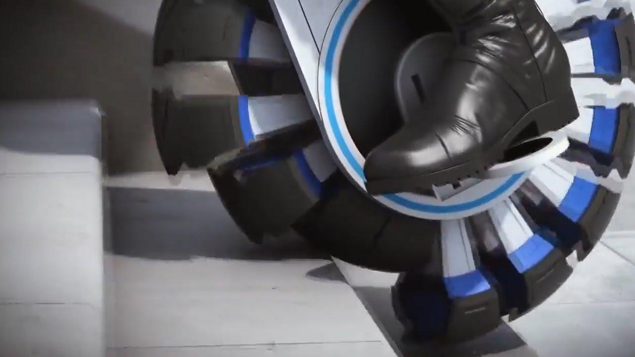 5 Amazing Futuristic Tires