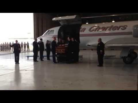 "Fallen Soldier SPC Christian Jacob ""Jake"" Chandler Welcome Home  -- Sherman, Tx to Whitewright, Tx"
