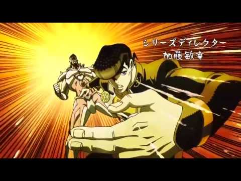 JoJo Runaway Baby Over 2nd OP