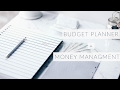 My Budget Planner | How I Save + Organize My Money | Tips You Need To Know!