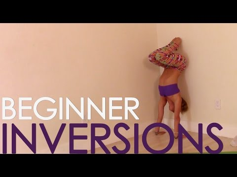 Yoga Basics Cl Four Beginner Inversions Headstand Forearm Balance And Handstand
