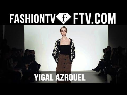 Yigal Azrouel Highlights at New York Fashion Week 16-17 | FashionTV