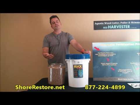 Shore Restore Muck-Silt-Sludge Removal Pellets For Lake & Pond Review