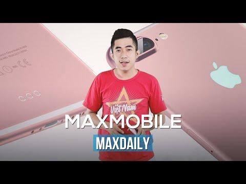 MaxDaily 02/09: Lộ giá bán chính thức của các phiên bản iPhone 7!