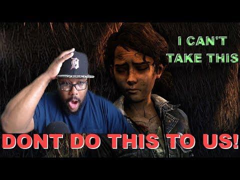 The Walking Dead Final Season 4 episode 4 Full Walkthrough