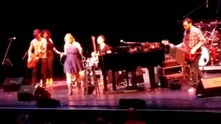 Risa Binder - Performs Live at the River Center for the Performing Arts (Opening for Ronnie Milsap)