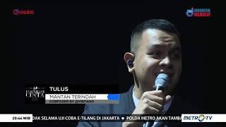 Tulus - Mantan Terindah medley Janji Suci live on Konser Inspirasi Cinta Yovie & His Friends MP3