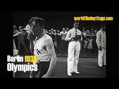 Berlin 1936 - Olympics  - Olympia - Marathon