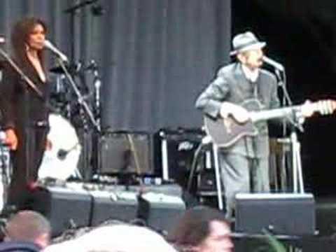Dublin. , Leonard Cohen june 14th song Compilation