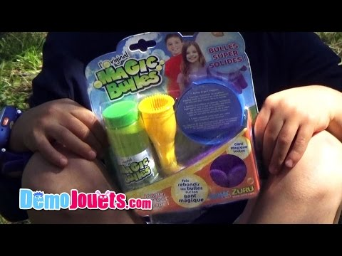 Test Magic Bulles Kanaï Kids - Démo Jouets poster