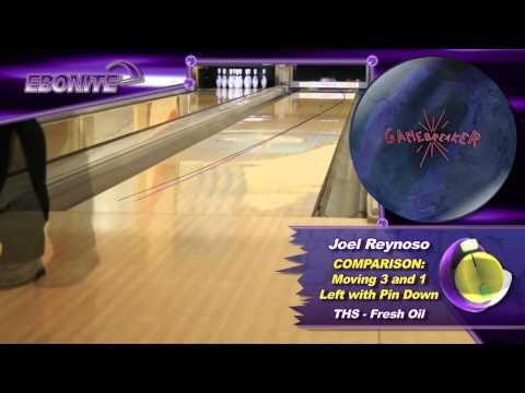 Ebonite Gamebreaker Bowling Ball Re-release 2011 1280x720p 60fps.mov