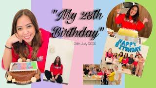 MY 28TH BIRTHDAY!! | Kim Infantee