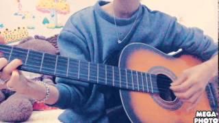 Ngôi Nhà Hạnh Phúc guitar cover by Hường Kẹo