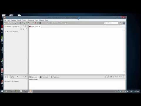 Hướng dẫn cài đặt Aptana Studio 3.6
