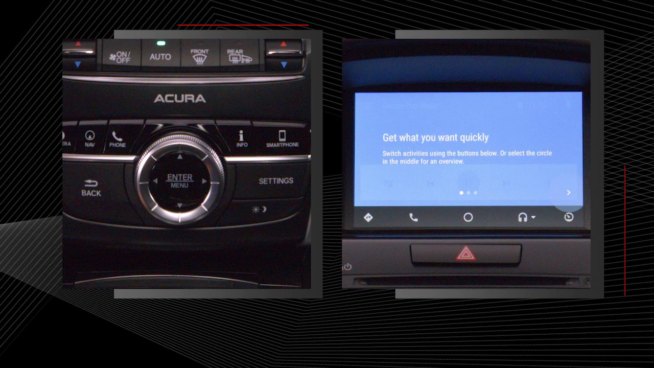 Step-by-step Acura Android Auto Setup Guide