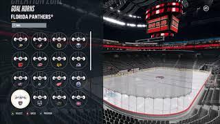 NHL 18 GOAL HORNS