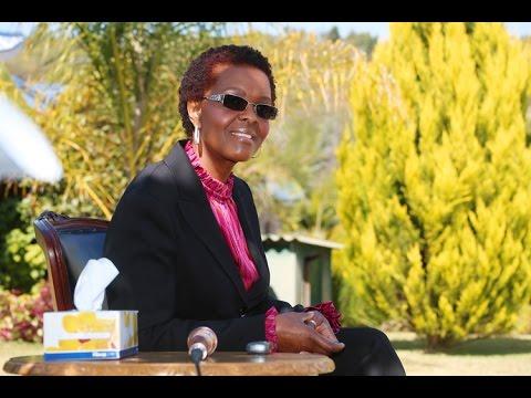 EXCLUSIVE: First Lady of Zimbabwe at 50, Dr Amai Mugabe talks Life, Politics