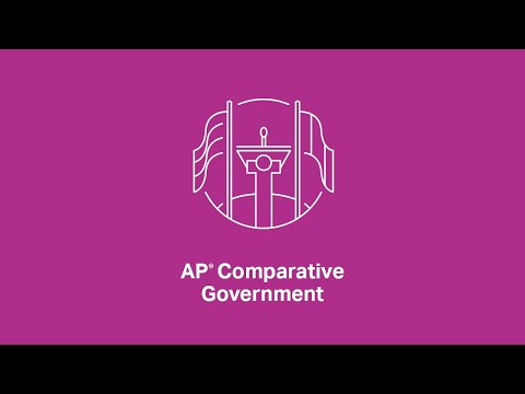 AP Comparative Government