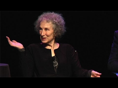 Margaret Atwood: Creating a Future of Headless Chickens