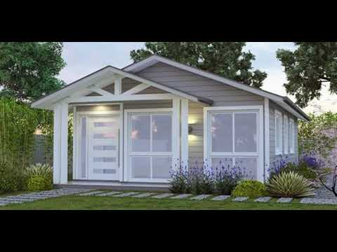 Spark Granny Flat Kit Homes