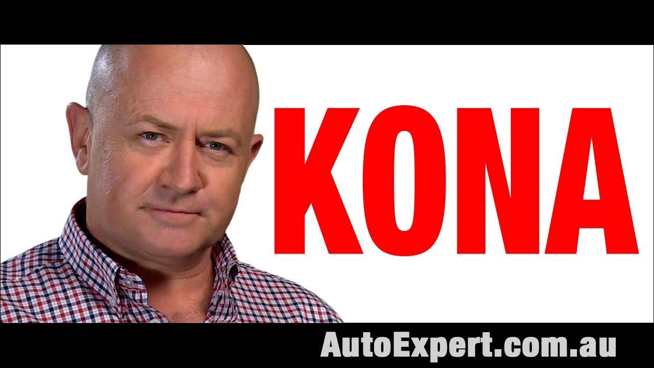 Hyundai Kona Review   Auto Expert John Cadogan   Australia