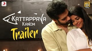 Kattappava Kanom Trailer HD | Sibiraj, Aishwarya Rajesh | Santhosh Dayanidhi