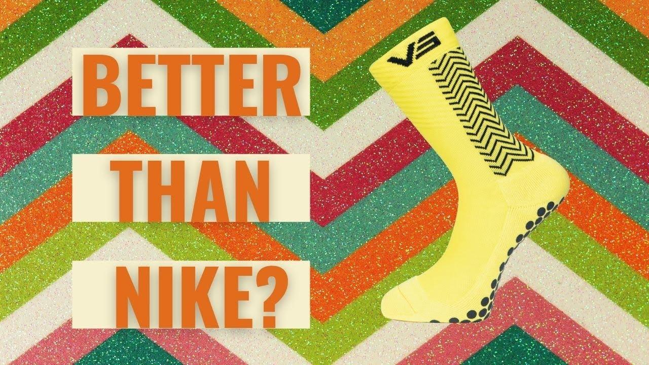 Fantastic Environmentally Friendly Grip Socks! VYPR5 Suregrip Lite Grip Socks Review
