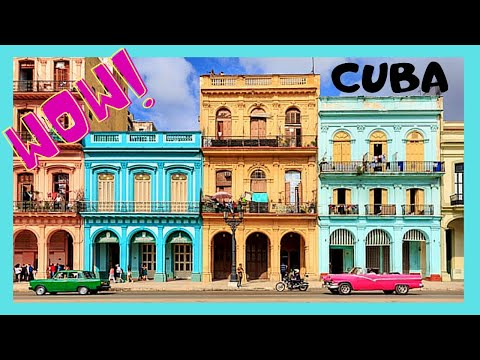 CUBA: OLD HAVANA (HABANA VIEJA), what to see, most important sites