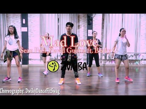 Zumba Mad Love - Sean Paul, David Guetta ft. Becky G (Choreography) | BFS Studio Sangatta